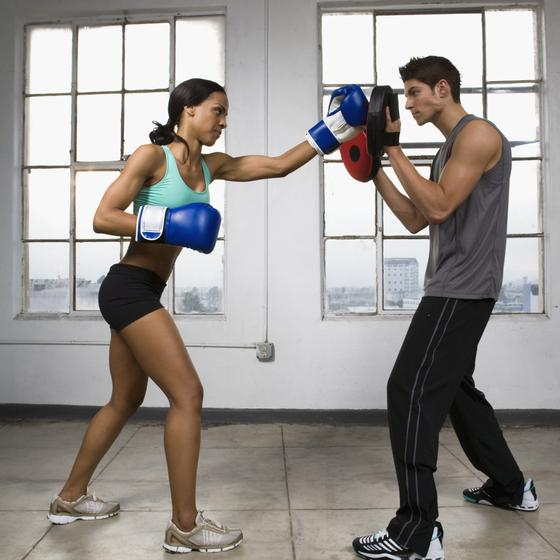 How-to-lose-weight-fast-with-exercise-boxing