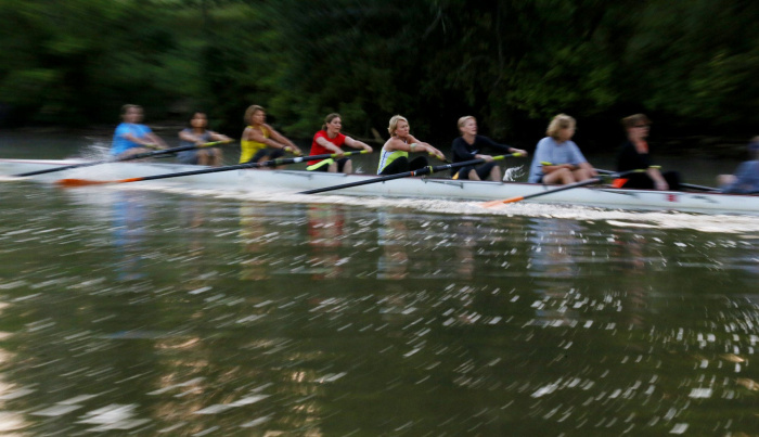 How to lose weight fast with exercise - rowing