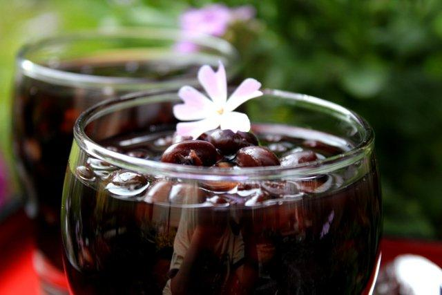 apple-cider-vinegar-and-black-beans
