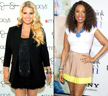 Jessica Simpson and Jennifer Hudson are two successful weight loss accomplishments thanks to Weight Watchers. Photo: USweekly.